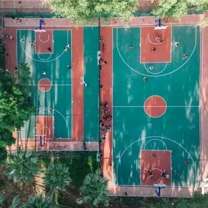 市区新增N个免费体育场,就在你家旁边!