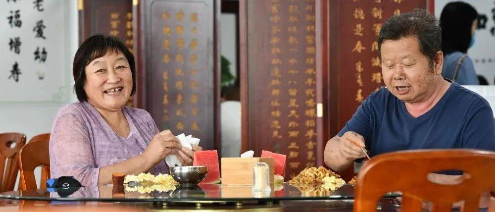 【民生实事】新华社刊发——老人家食堂:就餐方便 吃出幸福滋味