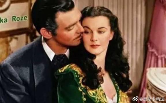 《乱世佳人》斯嘉丽和白瑞德爱情cut 来……