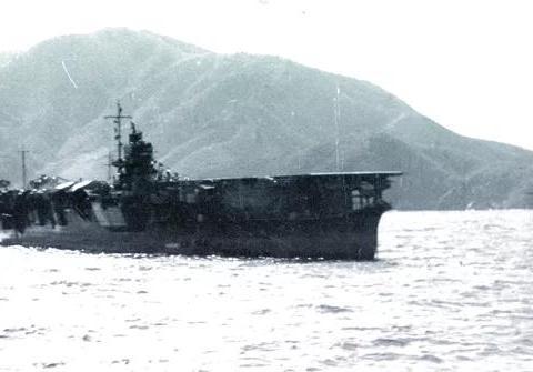 参与偷袭珍珠港的苍龙航空母舰