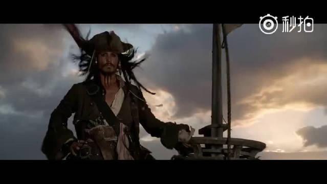 约翰尼德普的《加勒比海盗》系列是不可多得的经典……
