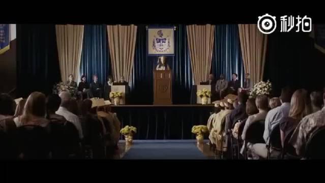 《暮光之城3》里这段毕业演讲真的非常棒了