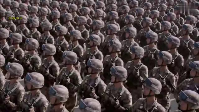 """胜利日大阅兵:""""刘老庄连""""英模部队向我们走来"""