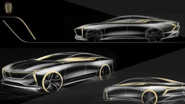 奔腾超跑概念车将发布与大众CC造型相似