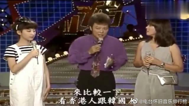 周海媚、金元萱才艺表演大比拼, 结果金元萱舞蹈获胜……