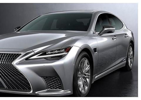 雷克萨斯全新LS官图发布,外观微调配置升级,霸气不输奔驰S级!