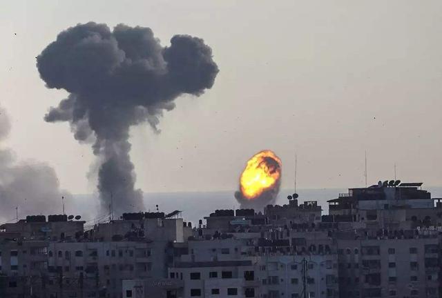 以色列强行吞并约旦河,四国外长公开表态,对手国随时发起进攻