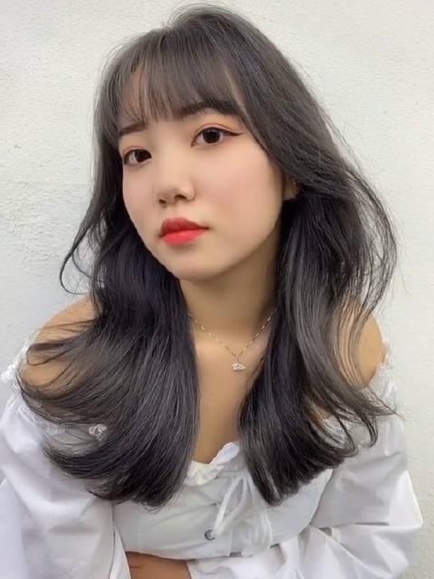 短发发型 昆明气垫烫 昆明做头发 昆明烫发 韩系发型 昆明女士发