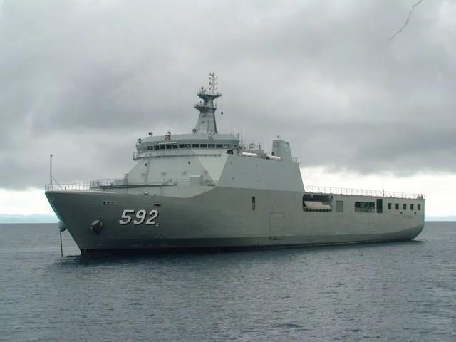 东南亚第一海军将诞生,印尼采购6000吨级护卫舰,直追055和伯克3