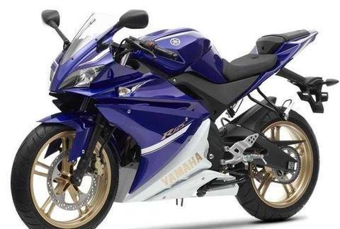 又一高水准摩托车!14马力124cc,高速110一样稳,4.3万起