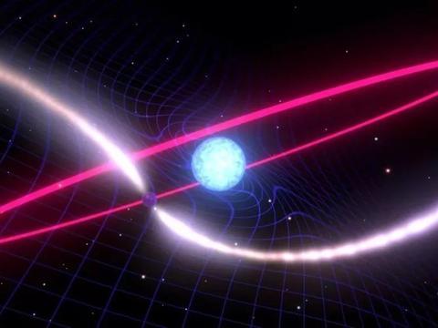 时空会永久性扭曲?由黑洞碰撞产生引力波,挤压和拉伸空间导致的