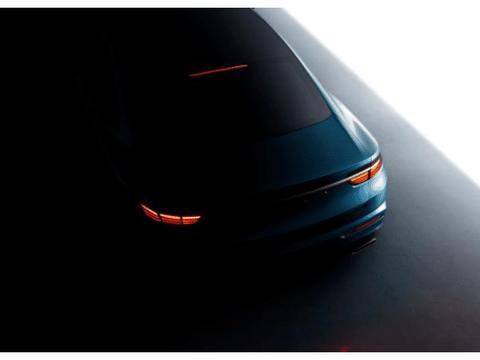 吉利PREFACE概念车将量产 大量保留原设计