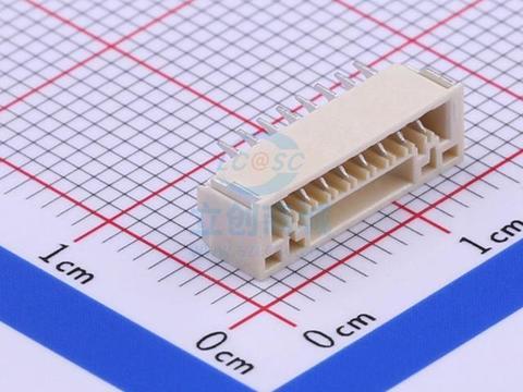 XKB Connectivity的连接器和日本JST连接器GH系列插座对比