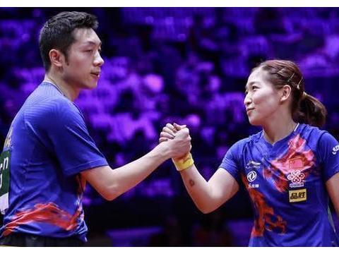 只欠东风!奥运模拟赛许昕静等刘诗雯,国乒王牌组合冲击今年首冠