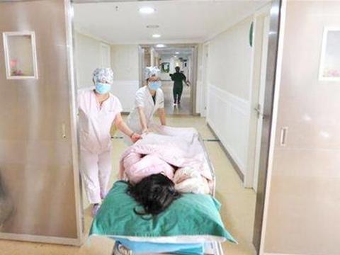 """孕妇做胎心监护,碰见陪产老太太问:""""知道是女孩为什么还留着"""""""