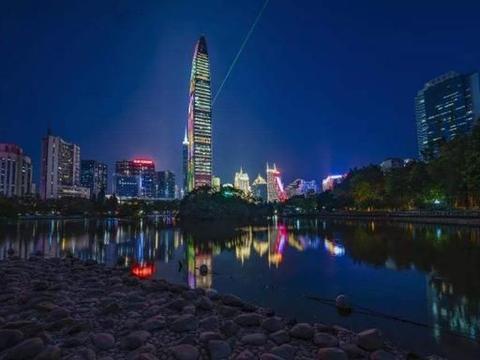 """中国夜景""""最美""""的5座城市,上海只能排第2,第1名堪称亚洲最美"""