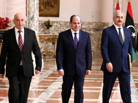 利比亚局势成为一团乱麻,埃及急于想派兵,俄罗斯出手将获益最大