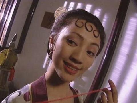 扮演过苏妲己的明星,林心如靠化妆,她是真正的从骨子里妖媚
