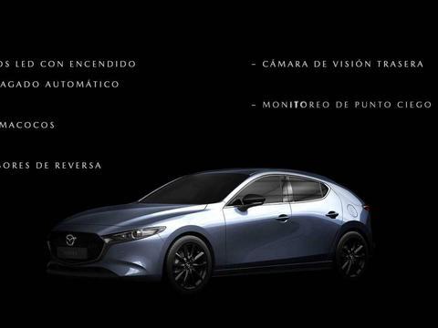 2.5T+四驱/仅提供两厢版车型 马自达3性能版将于7月20日上市