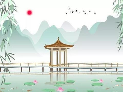 欧阳修为颍州西湖写的一首词,从开篇美到尾,惊艳千年
