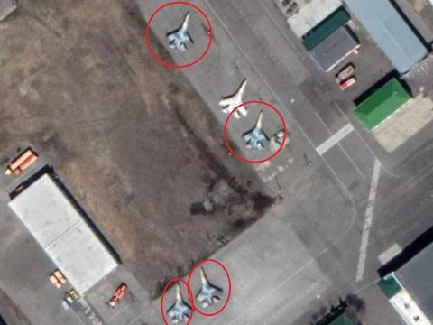 土耳其F16要报复,将遭苏35拦截,埃及空军米格29战斗机准备应战