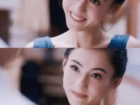朱茵年轻时,周海媚年轻时,看到蔡少芬:是心动的感觉