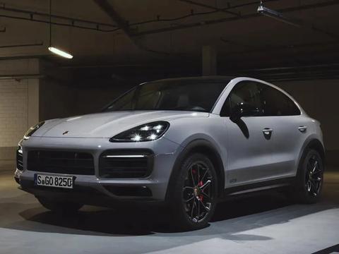 保时捷发布卡宴GTS Coupe官图 预计年内进入中国市场