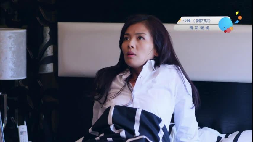 早上醒来,金娜 @刘涛tamia 发现自己躺在李上的床上……