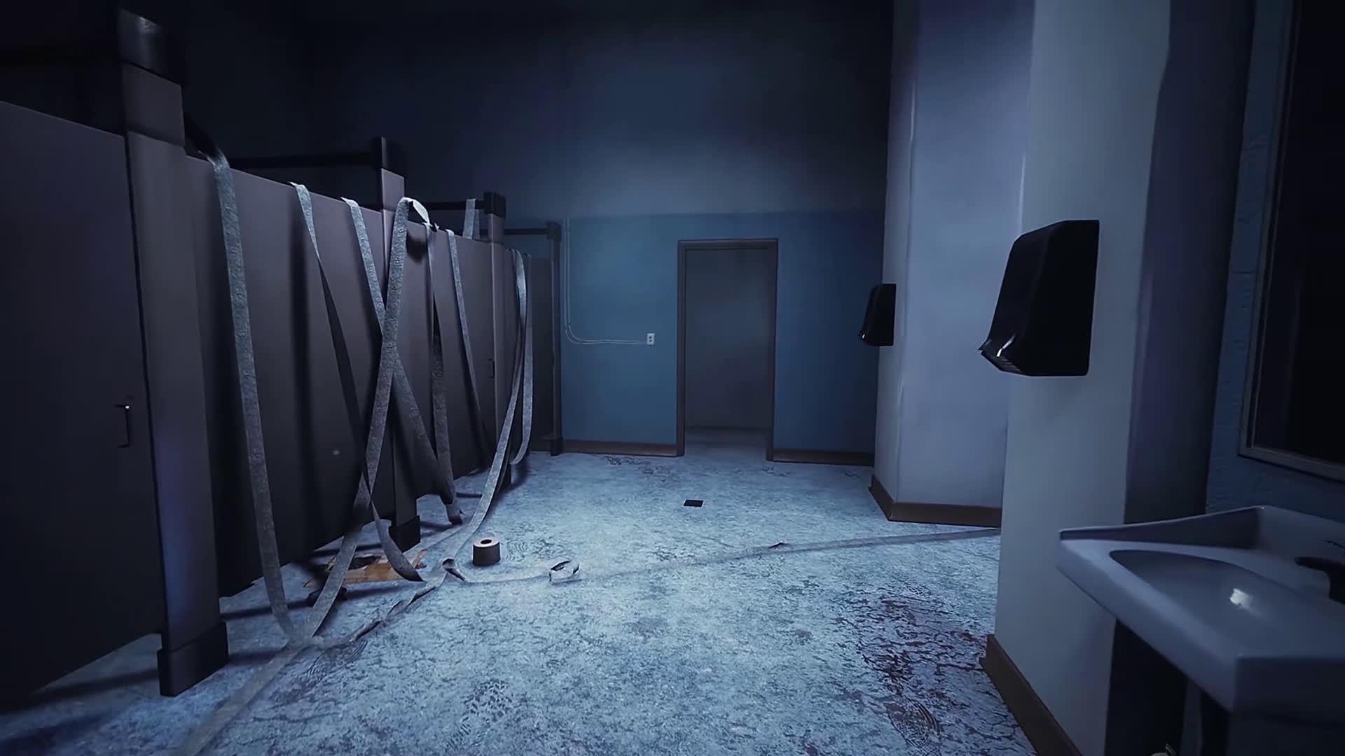 第一人称心理恐怖游戏《发生了什么》(What Happened) 宣布将于 7