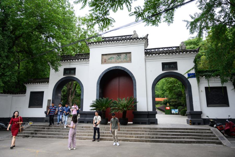 """南京被遗忘的古寺,至今1400多年历史,""""解铃还须系铃人""""出于此"""