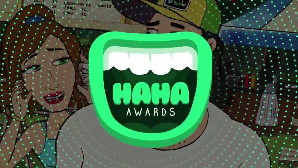 Hulu举办HAHA奖(Hilarious Animated Hulu Awards)……