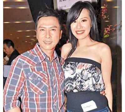 小17岁娇妻为甄子丹办庆生派对,李家诚夫妇也到场
