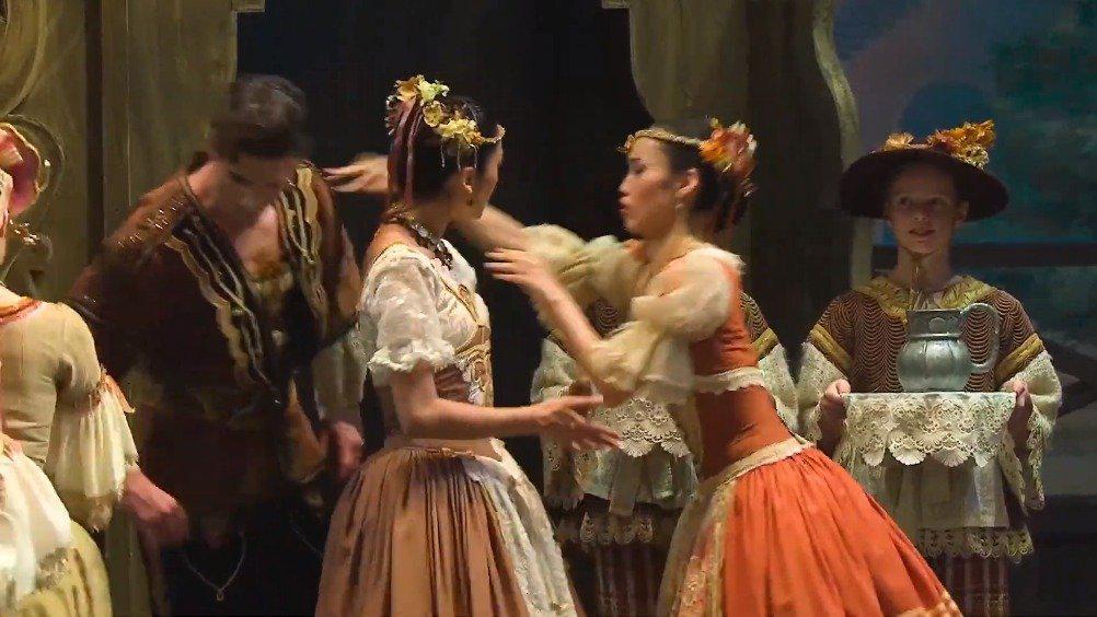 澳大利亚芭蕾舞团 葛蓓莉娅:关爱传统 Artistic Director David