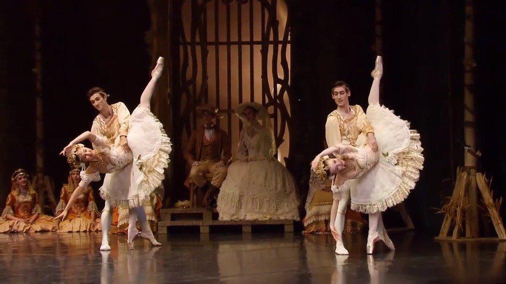 澳大利亚芭蕾舞团 葛蓓莉娅片花 完整演出视频正在上传中