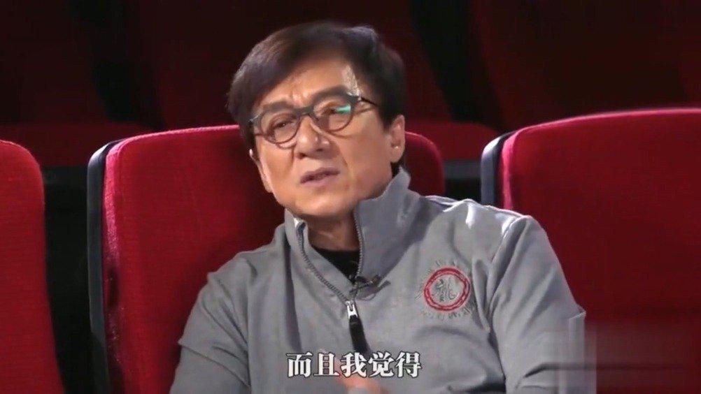 成龙:我从来不给我爸爸上坟,房祖名也不用给我上坟!