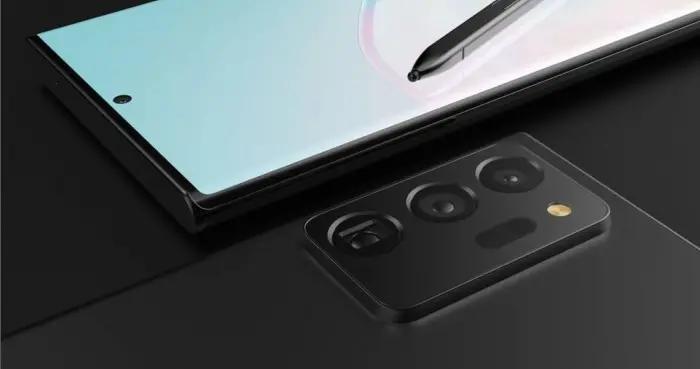 Galaxy Note 20高清渲染:古铜色外还有黑灰两色