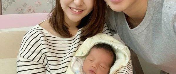 恭喜!33岁前TVB新闻女神儿子出生,曾离婚去年再嫁成幸福人妻