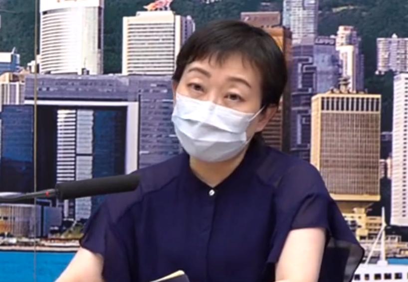 香港新增34例本地确诊病例,23例在护老中心图片