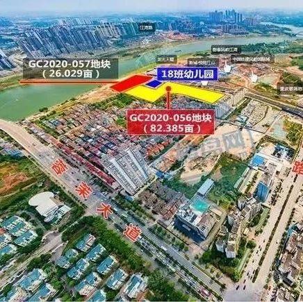 地价破1.5万!南宁凤岭南三岸区域未来房价......