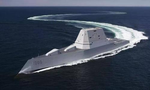为什么说055型驱逐舰下水意义不输航母?只因其开创了一个时代