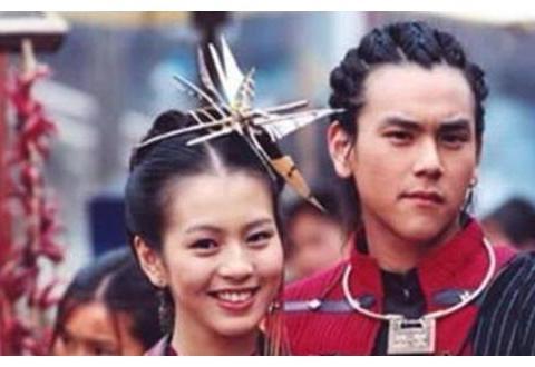 《仙剑》阿奴被质疑整容,31岁瘦身成功,穿西服美出新高度
