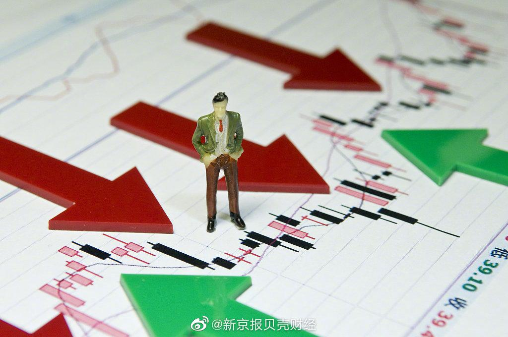 沪指跌近2%,沪深两市成交额突破1.6万亿