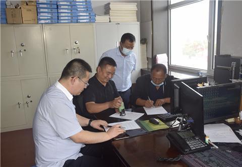 吉林省公主岭农村商业银行累计为黄花城子村捐款近20万元