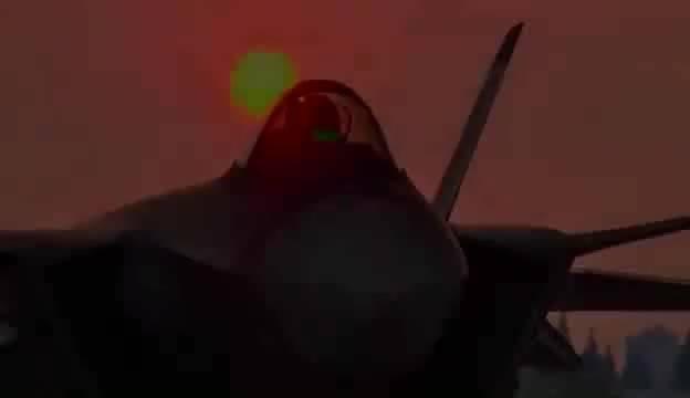 看空军歼20,运20,歼16,苏35一起出镜了