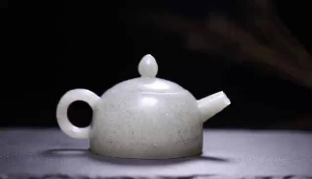 一把很优雅的壶,梁先生新作