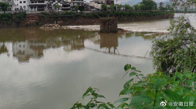 4号汛情通告刚刚发布!长江干流水位持续上涨!