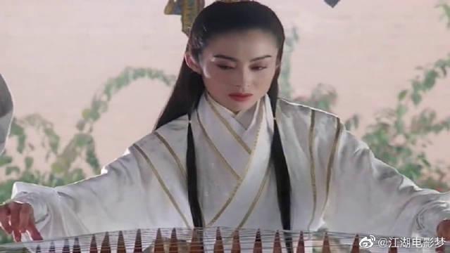 张敏之后无赵敏,回眸一笑倾万城,她就是武侠世界里的完美女主