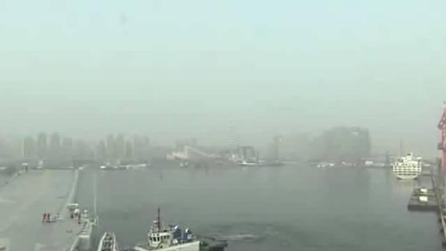 厉害了我的国!中国首艘国产航母海试,西方媒体到底害怕啥 ?