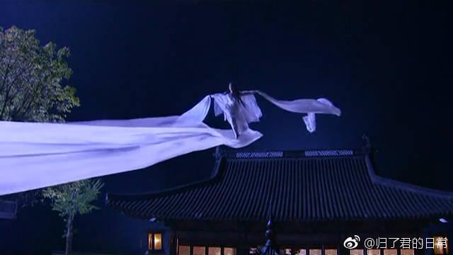 刘亦菲版《神雕侠侣》中小龙女的惊艳登场……