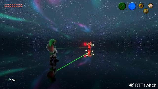 虚幻4重制版《塞尔达传说时之笛》真的是太美了